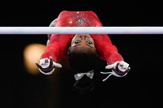 Al parecer la joven de 22 años está entrando con todo para subir nuevamente a lo más alto del podio en los Juegos Olímpicos