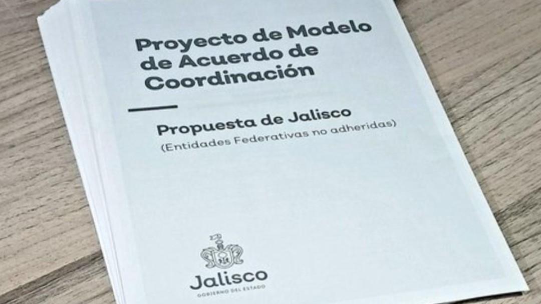 Jalisco llega a un acuerdo con INSABI pero no adherido