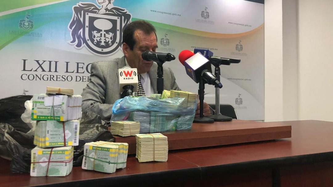 Pide diputado del PT que comparezca Diego Monraz