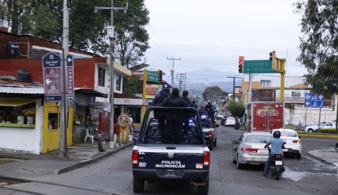 9 muertos tras ataque a negocio en Michoacán