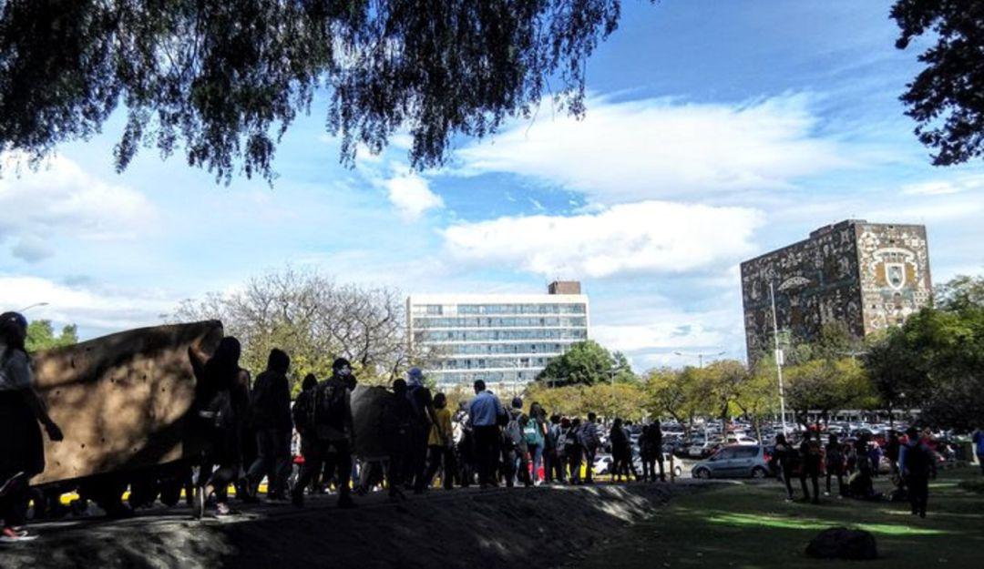 Convocan a paro a todas las escuelas de la UNAM