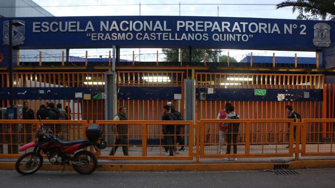 Entregan instalaciones de la Prepa 2 de la UNAM