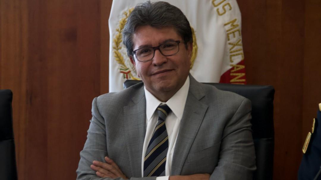 Sin fecha, paquete de reformas al sistema de justicia: Ricardo Monreal