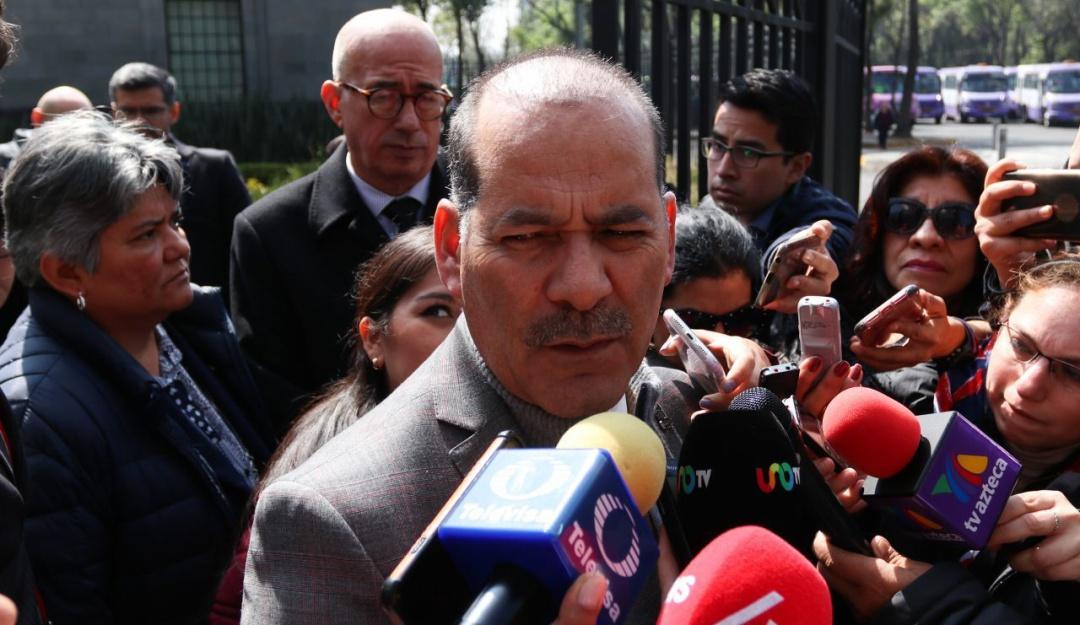 Integrantes de GOAN no firmaron acuerdo con Insabi: Martín Orozco