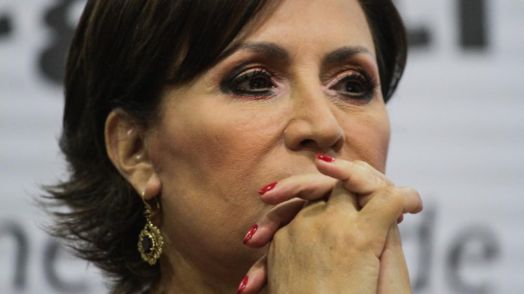 Deja Hernández Barros defensa de Rosario Robles