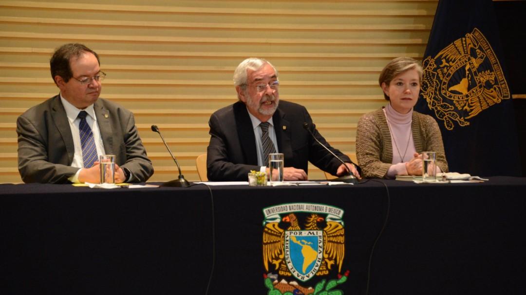 No desestabilizarán a la UNAM: Enrique Graue