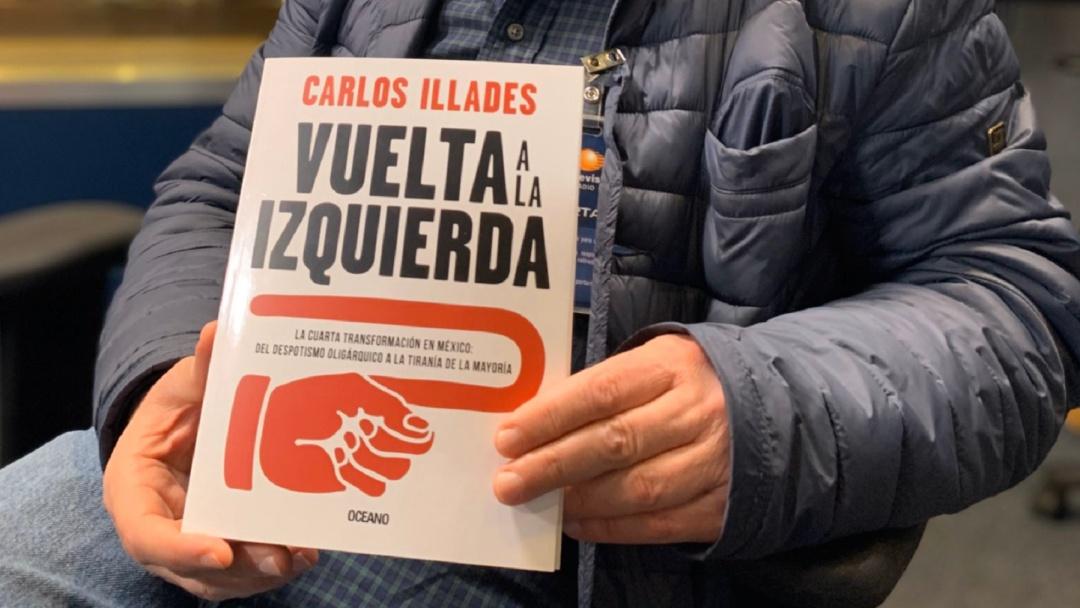 No creo que la 4T traiga un cambio sustancial en el país: Carlos Illades