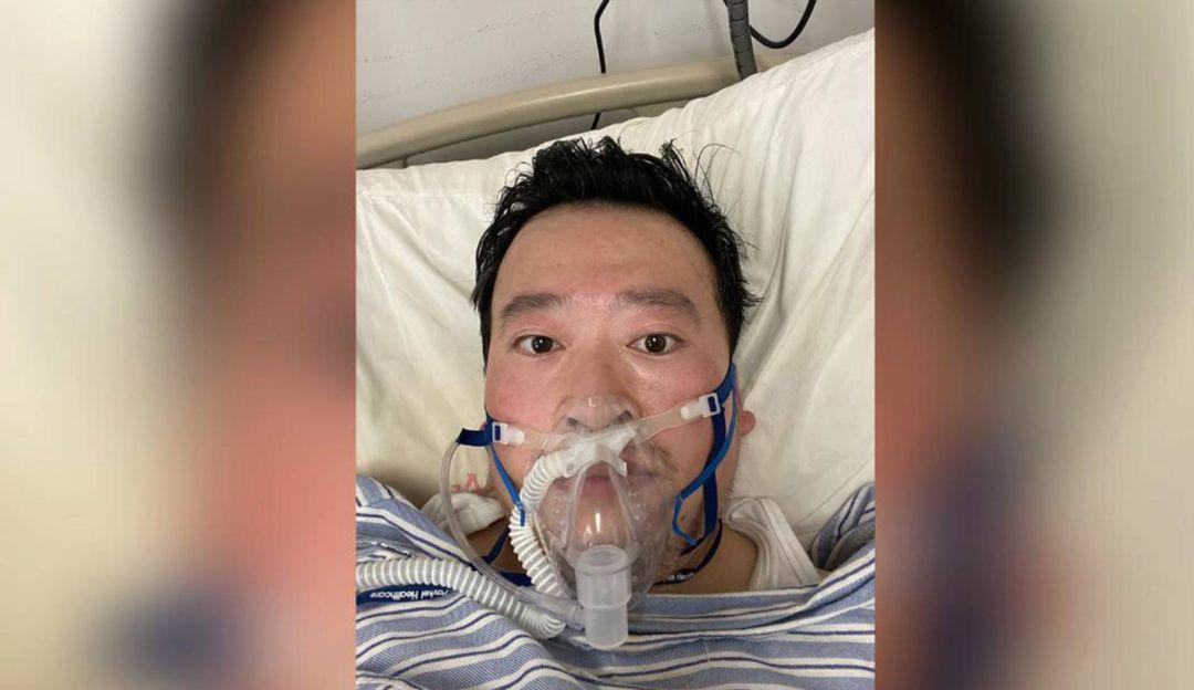 Li Wenliang, quien alertó del coronavirus en Wuhan, sufre paro cardiaco