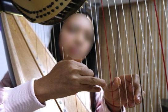 Eréndira Yaretzi participó mediante un video que envió a Nueva York con la pieza de Maurice Ravel que fue calificado por un jurado internacional