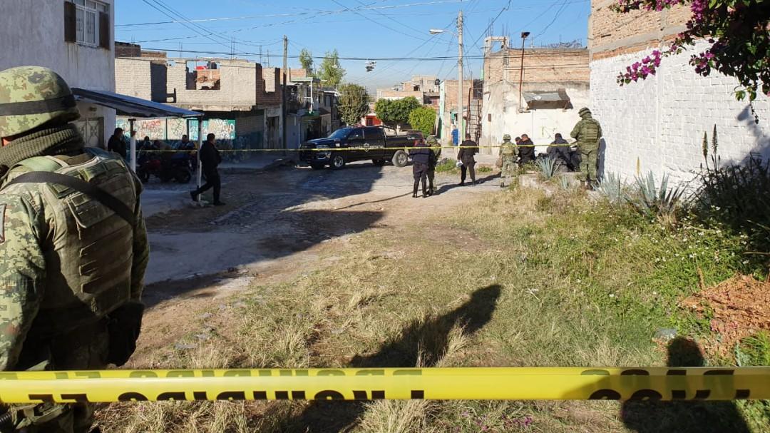 Localizan cuerpo mutilado en Loma Bonita
