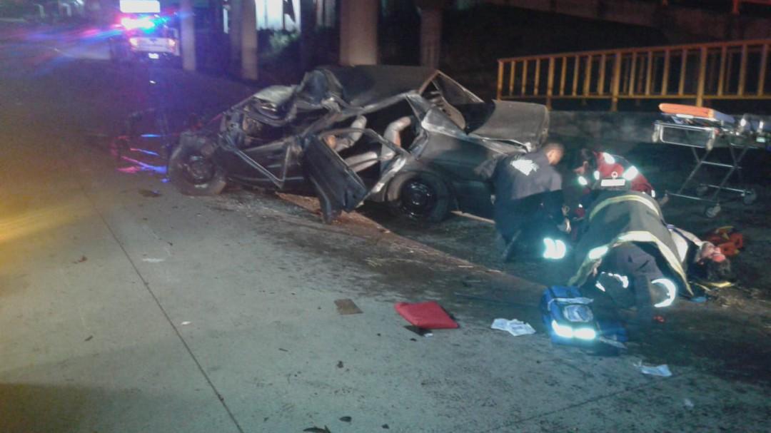 Fallece hombre en accidente en Zapotlanejo