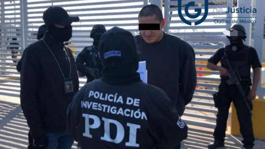"""Reaprehenden a """"El Lunares"""" tras salir del penal de Altiplano"""