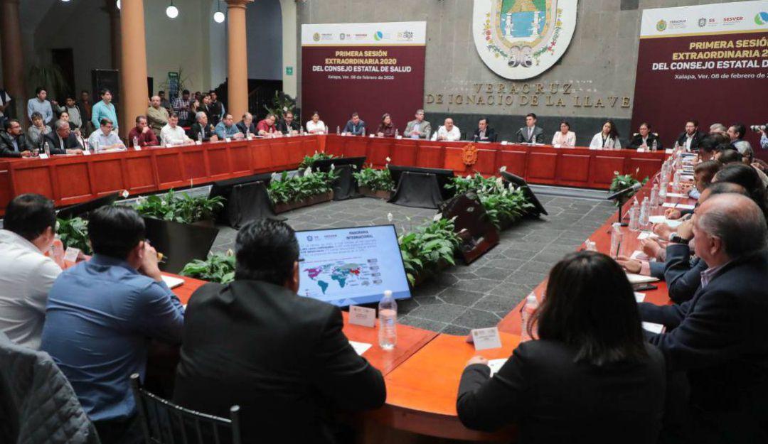 Gobierno de Veracruz inicia plan de combate contra el dengue