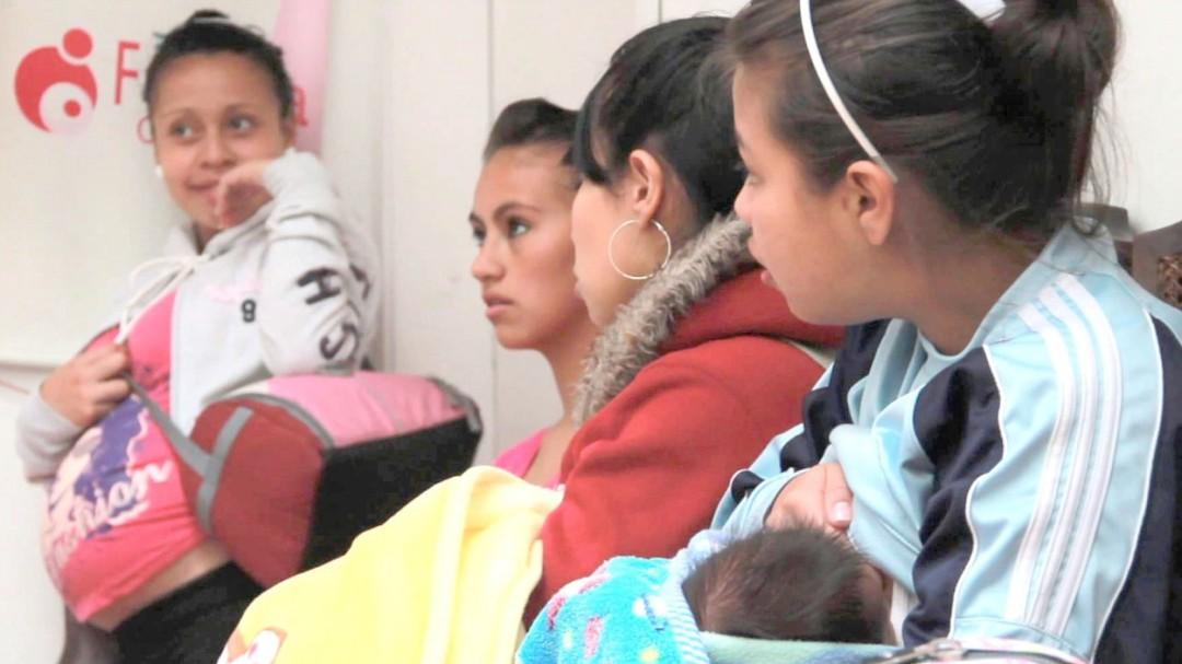 Embarazos por violencia en niñas de 14 años, 11 mil al año: CONAPO