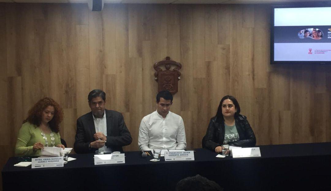 Realizarán diálogos de paz en la UdeG