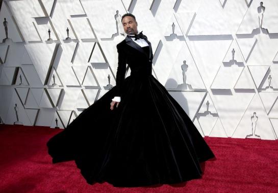 Billy Porter en los Premios Oscar 2019