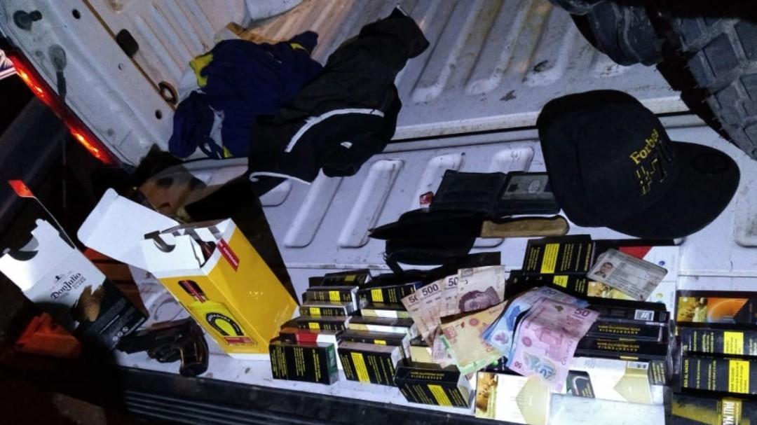 Detienen a asaltantes de tiendas de conveniencia