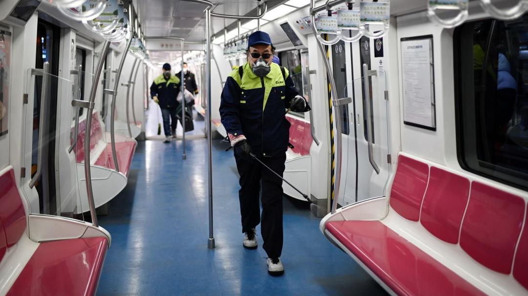 Supera las 1000 muertes crisis por coronavirus en China