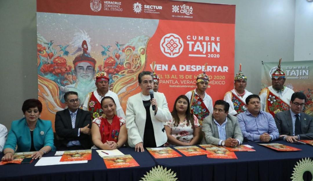 Experiencias ancestrales en Cumbre Tajín