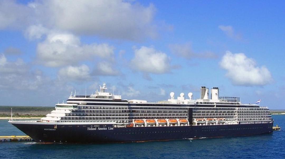 No puede pasar; rechazan desembarco de crucero en Tailandia