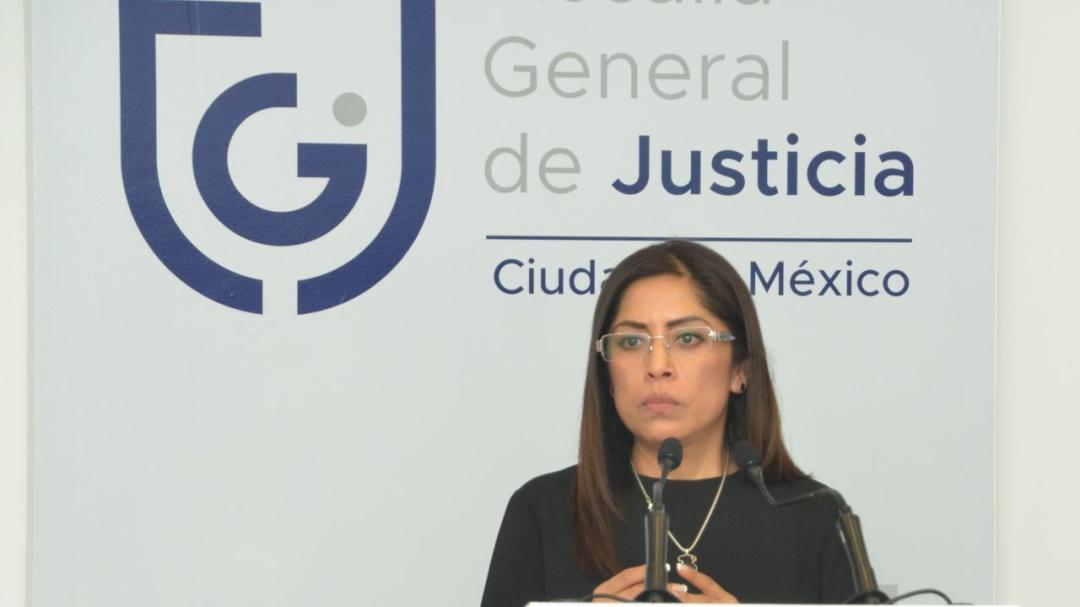Hay suficientes elementos para encarcelar a feminicida de Ingrid: FGJCDMX