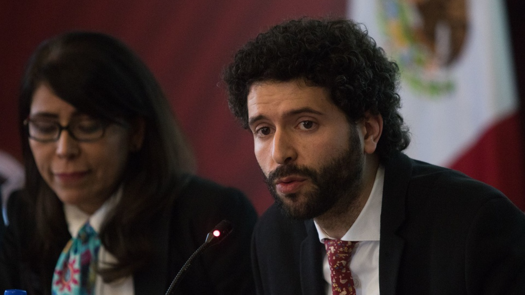 Ebrard destituye a Valdovinos como titular del IME