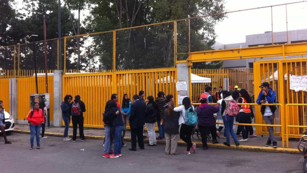 Se suma Prepa 1 al paro de escuelas y facultades de la UNAM