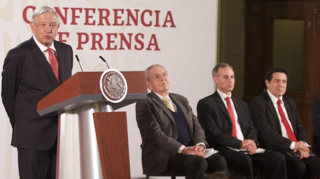 Conferencia de prensa de AMLO en vivo hoy 12 de febrero de 2020