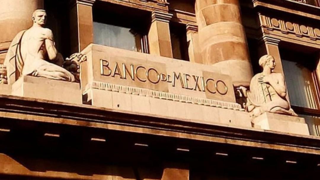 Economía mejora: Banxico