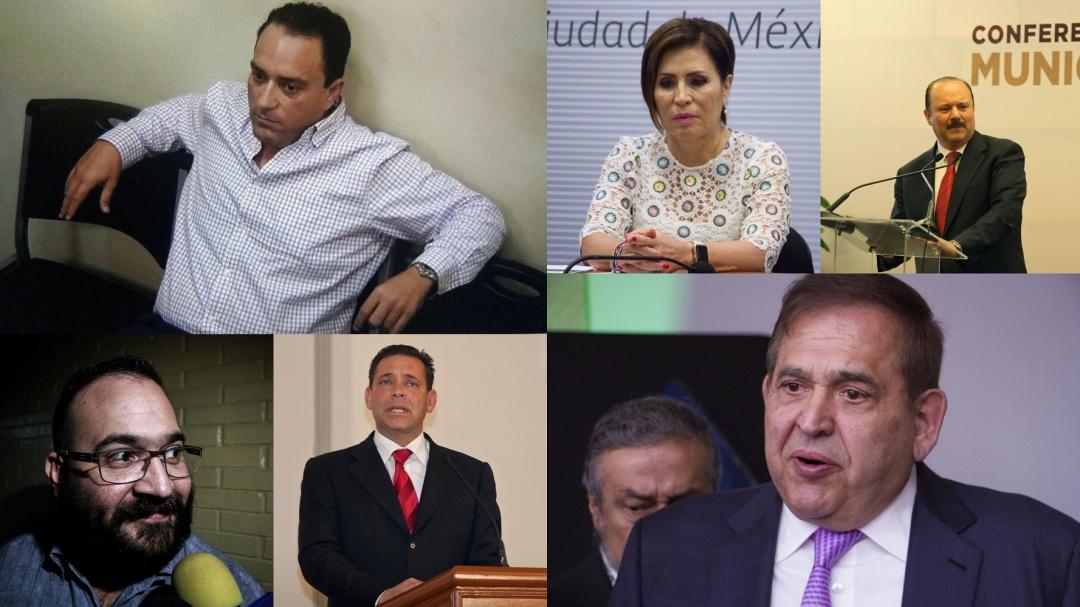Cayó Lozoya... ¿en qué van otros casos de corrupción en México?
