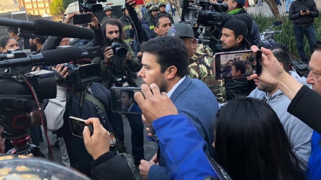 No vamos a reprimir ningún acto de protesta: CDMX