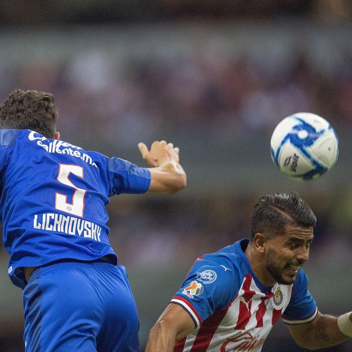 La rivalidad entre Cruz Azul y Chivas