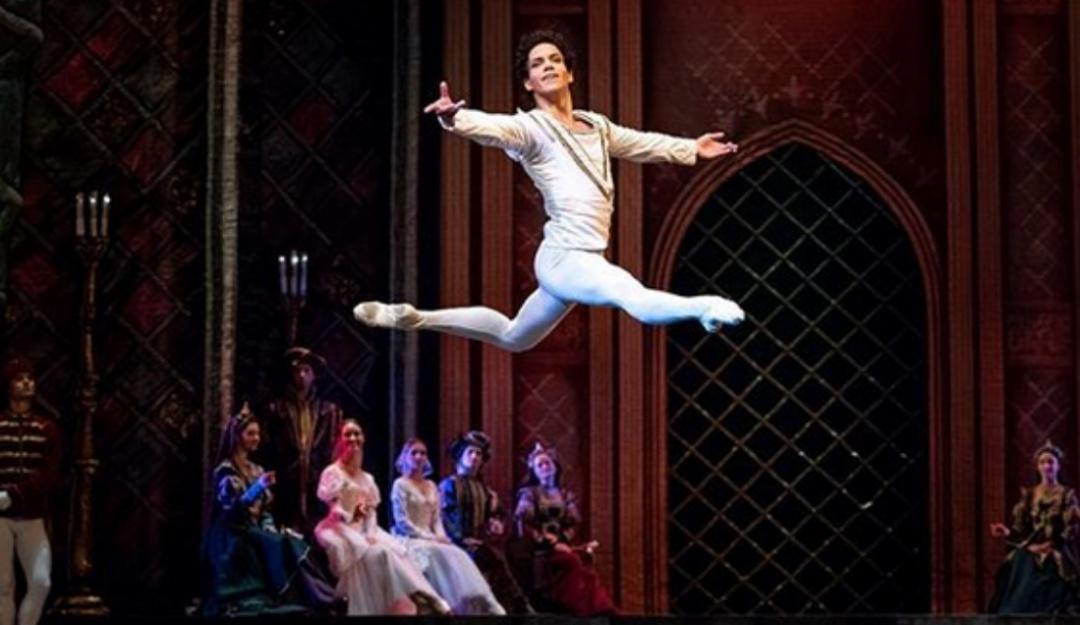 "Prepárate; Isaac Hernández llega a la CDMX con el ballet de ""Giselle"""