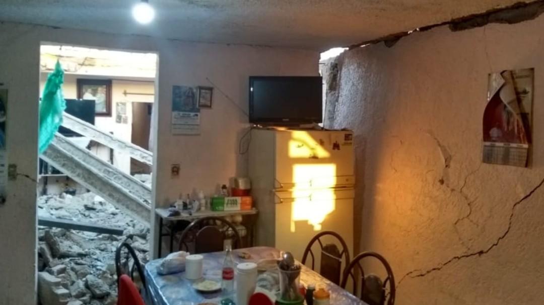 Explota casa en Tlaquepaque