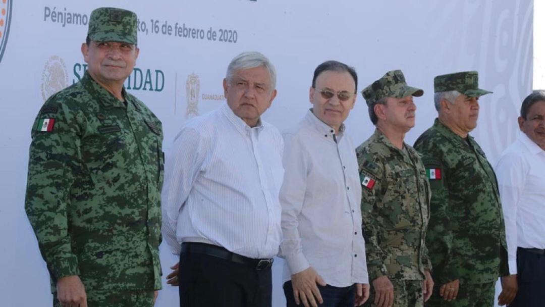 Lanza AMLO en Guanajuato ultimátum a delincuencia organizada