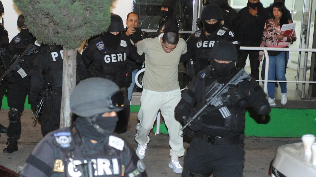 """Prisión preventiva a """"El Lunares"""" ahora por el delito de homicidio"""