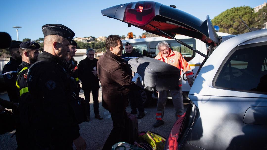Mexicanos terminan cuarentena en Francia y regresan a nuestro país