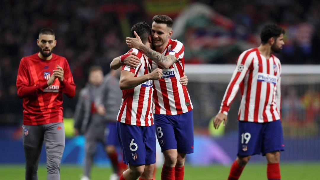 Atlético y Dortmund sacan ventaja en la Champions League