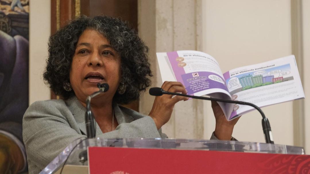 Lamento participación de una mujer en el rapto de Fátima: Candelaria Ochoa