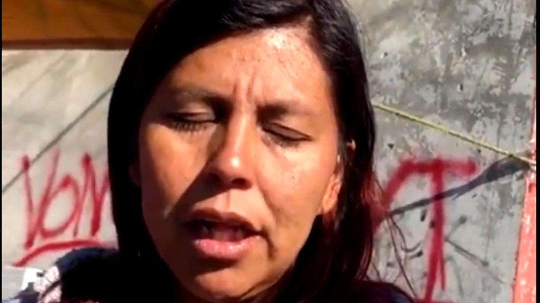 Madre de Fátima clama justicia