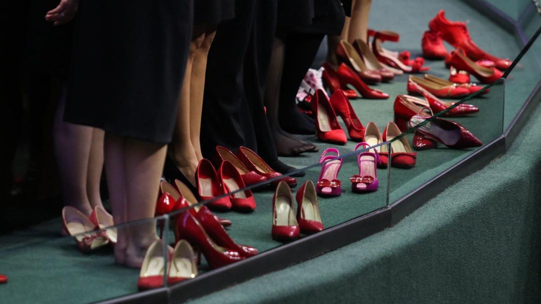 Aumento de penas por feminicidio coincidió con tragedias: Laura Rojas