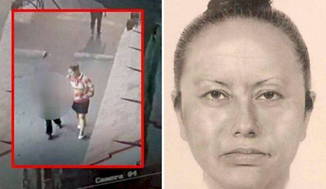 Identifica SSC a mujer que raptó a Fátima