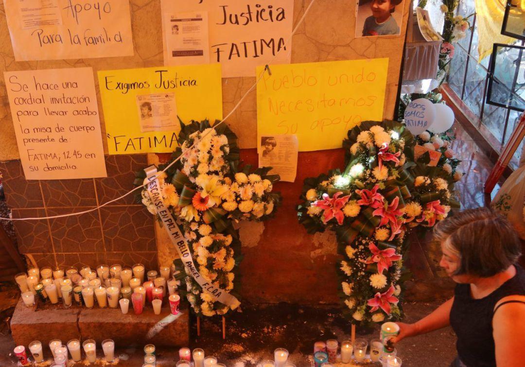 La Comisión de Atención a Víctimas de la CDMX atiende caso de niña Fátima