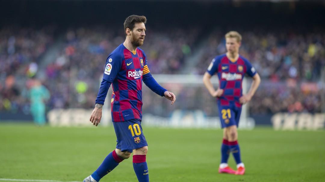 Lionel Messi aclaró su futuro en el Barcelona