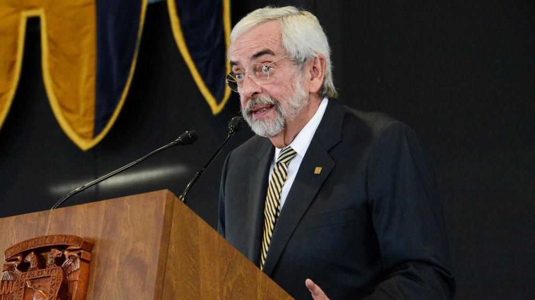 Responde UNAM a iniciativa de Morena