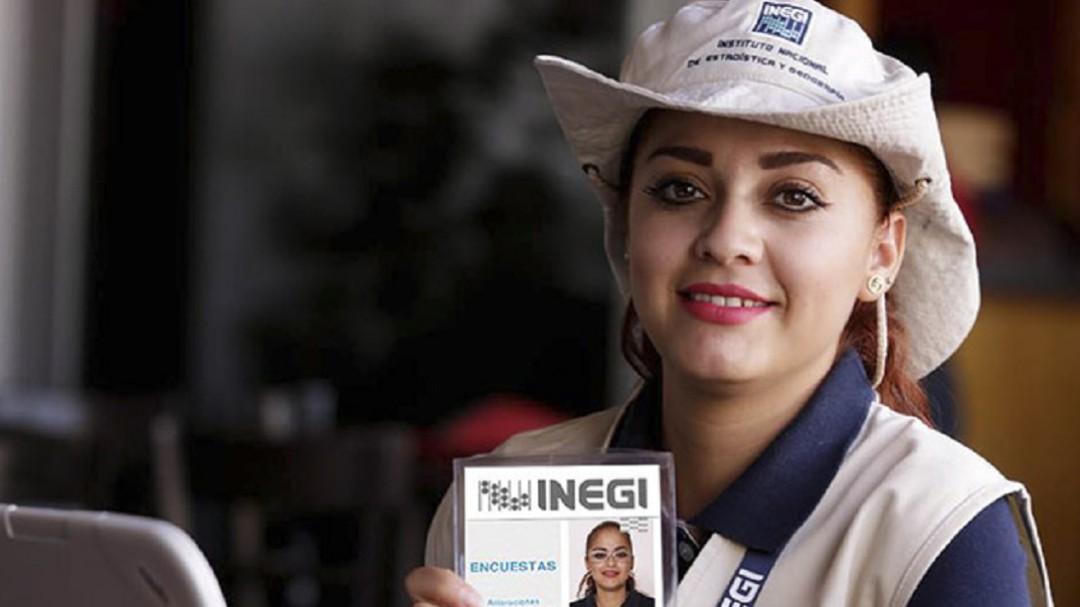 Por protocolo, encuestadores no ingresan a viviendas: INEGI