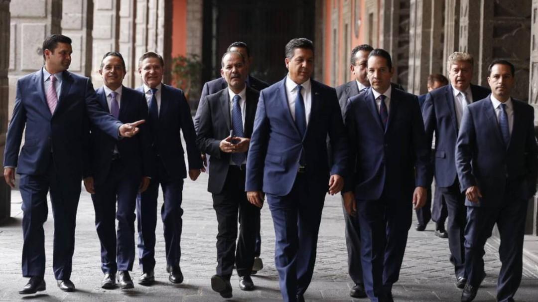 Gobernadores panistas apoyan paro nacional de mujeres