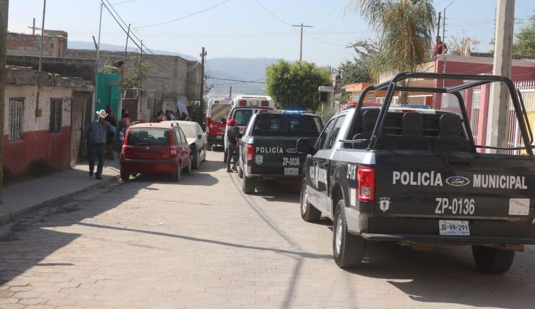 Asesinan a tres personas en la ZMG