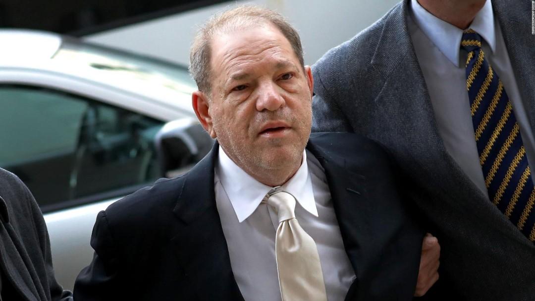 Harvey Wenstein es declarado culpable por acoso sexual y violación