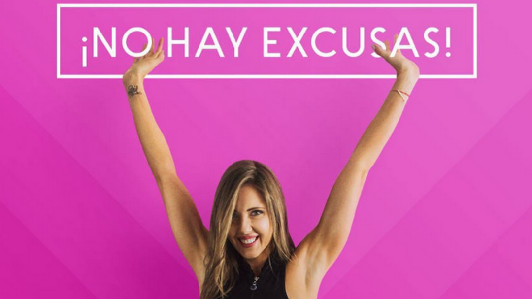 ¡Sascha Fitness is in da house!